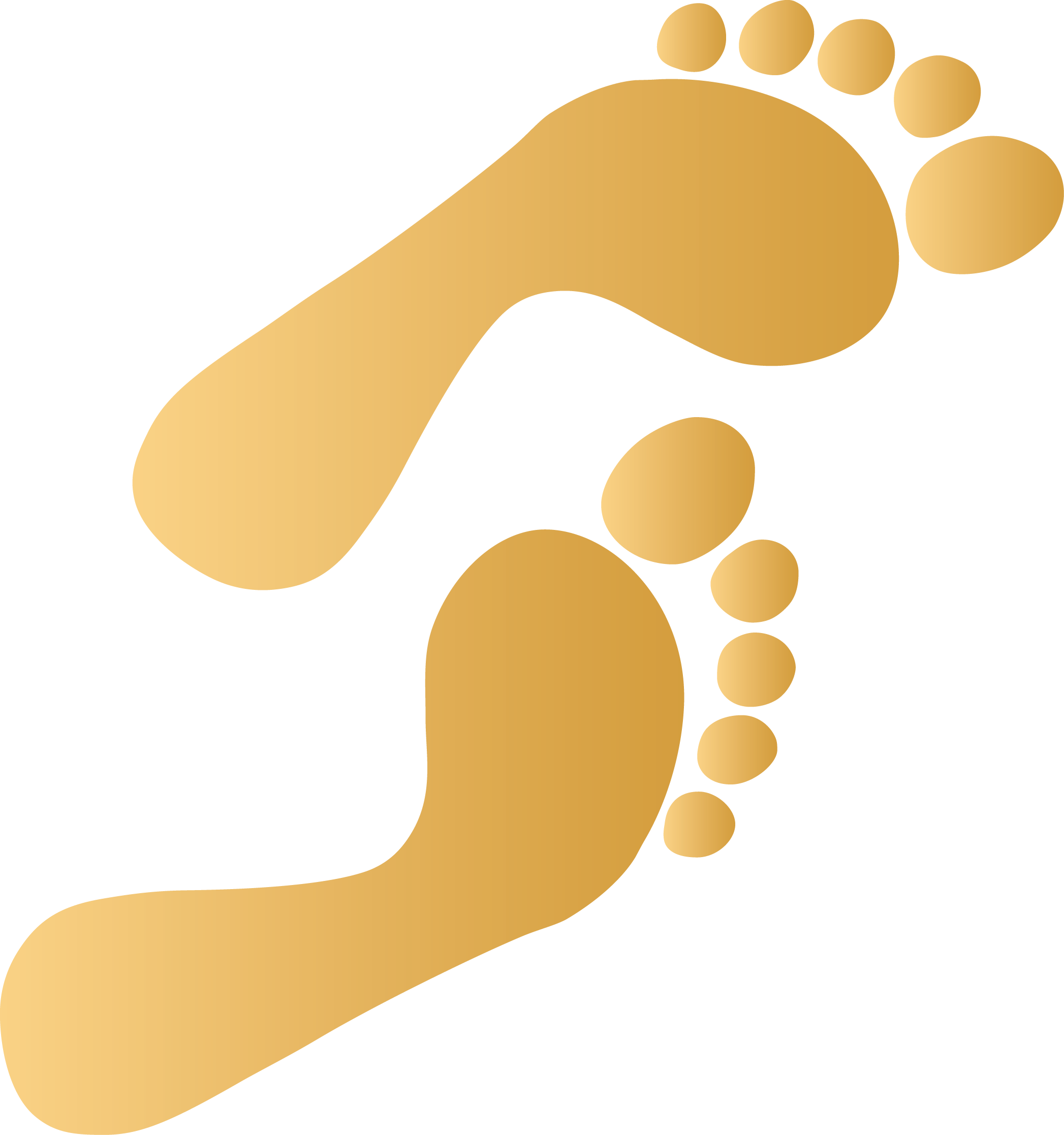 Ages 6 12 Bible Timeline Footprints Graphic
